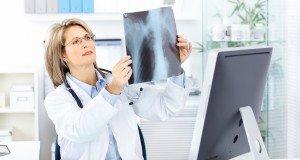 chest x-ray exam