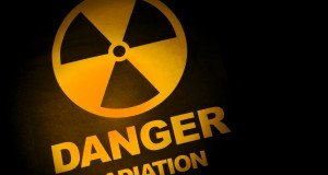 danger radiation sign
