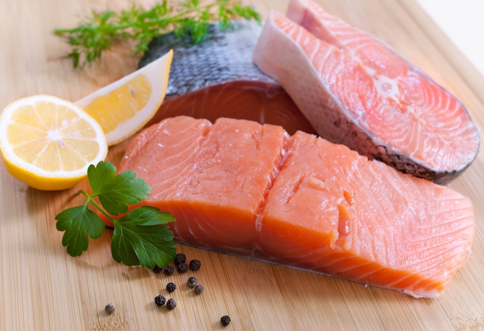 Fda allows salmon to be genetically engineered for Organic fish food