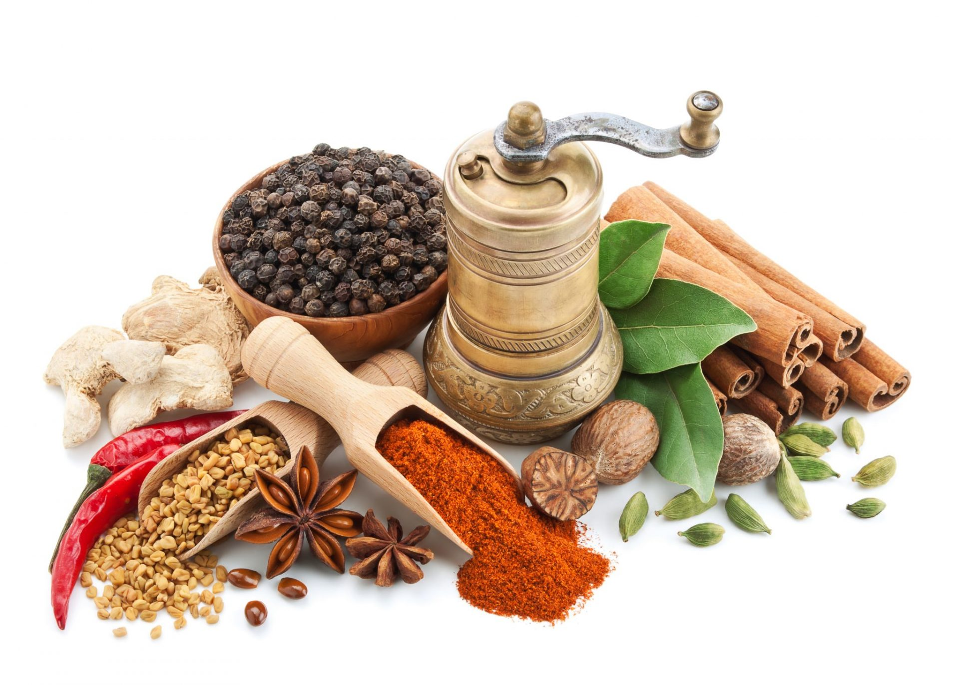 Reduce Your Cancer Risk With Asian Spices