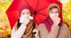 flu couple