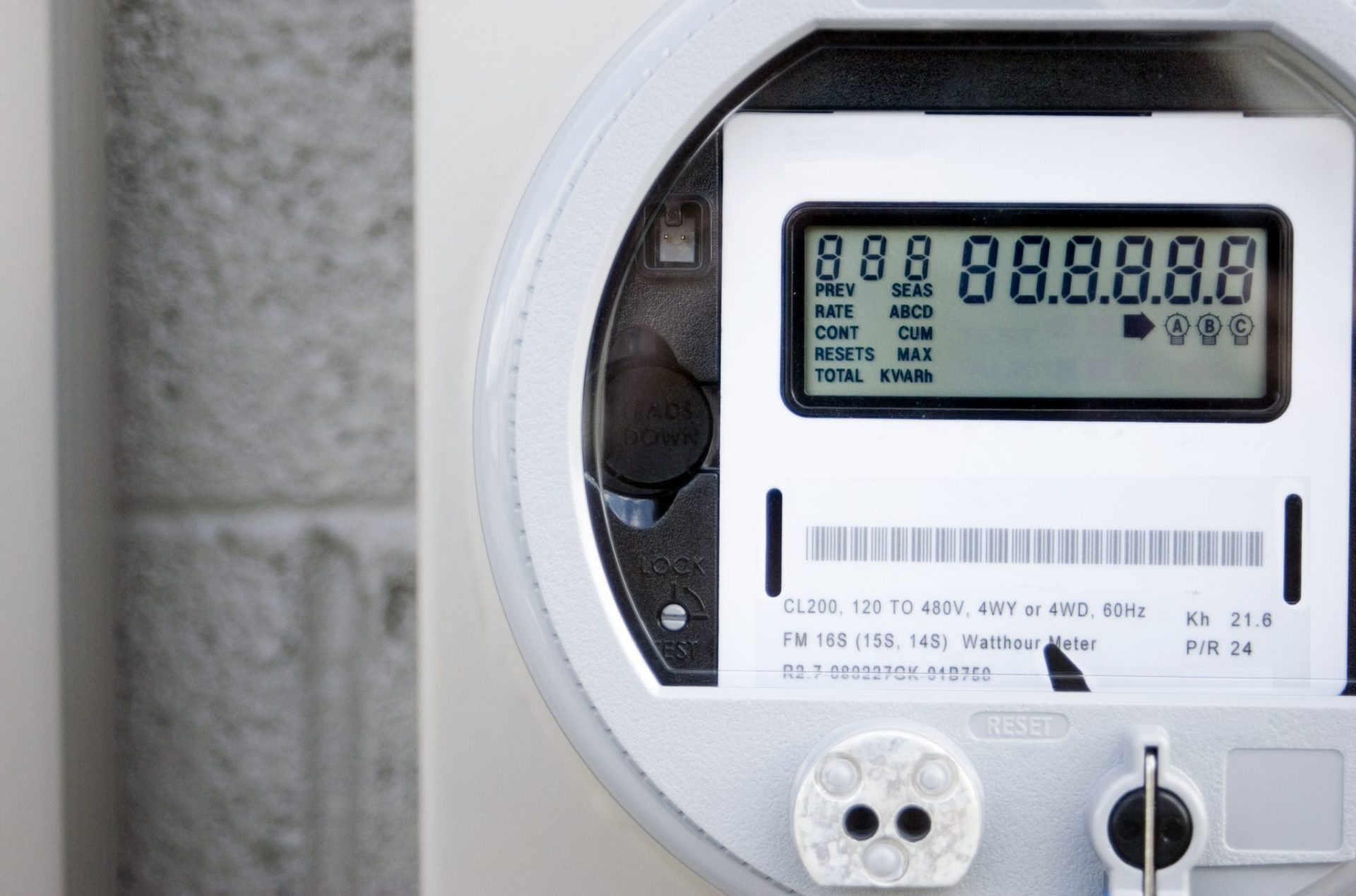 Digital Electric Meter : Gas and electric companies want to spy on every household