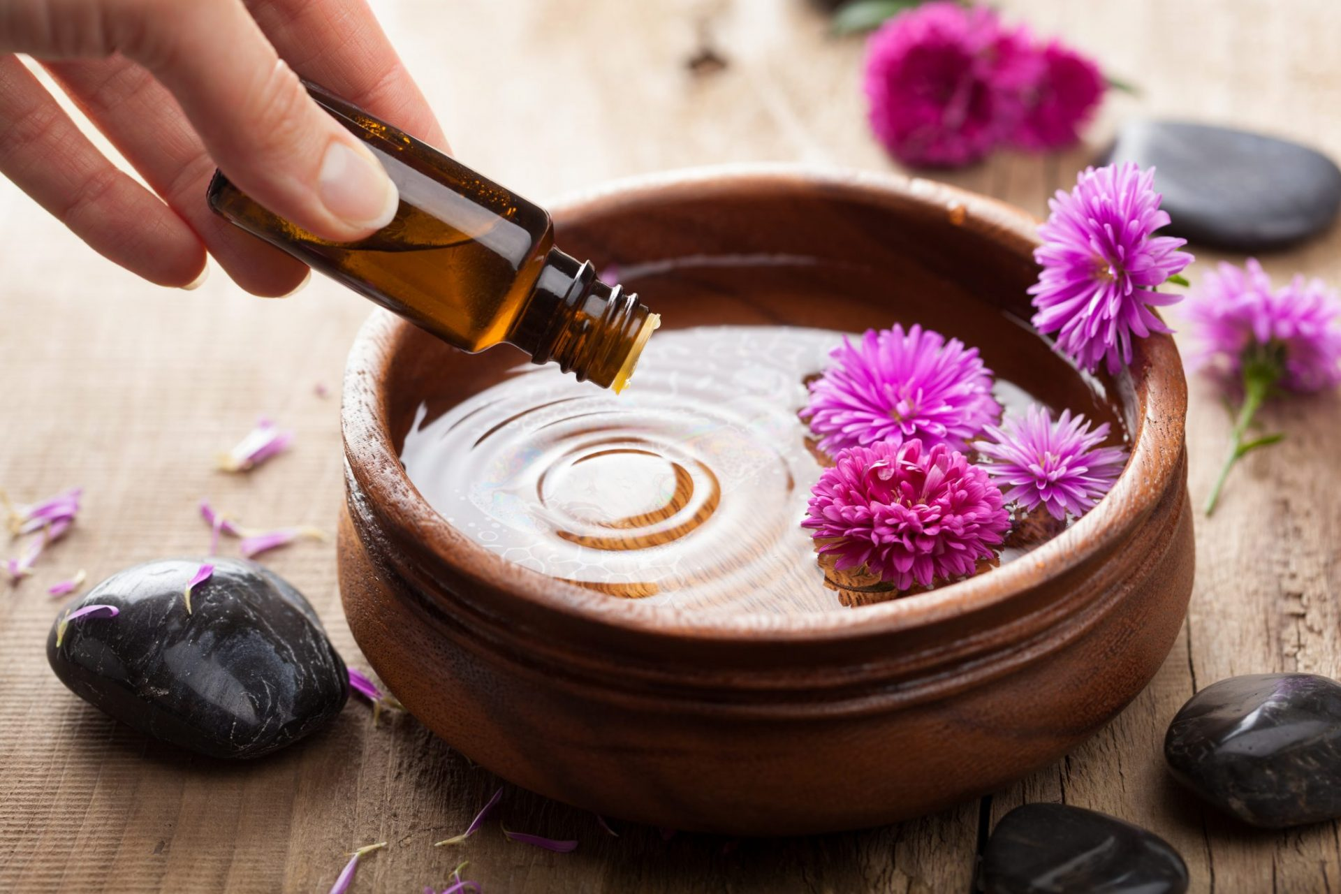 Essential oils found to kill unwanted oral infections