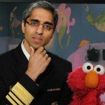 surgeon general and elmo