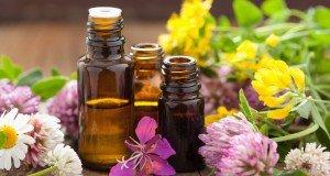 herbal remedy bottles