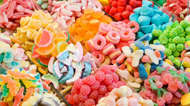 Food dyes damage DNA and cause cancer