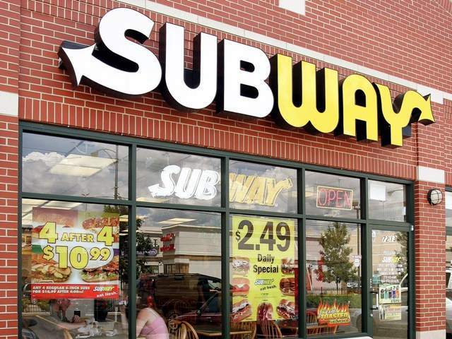 subway restaurants exposed for using toxic ingredients. Black Bedroom Furniture Sets. Home Design Ideas