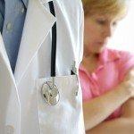woman cancer diagnosis