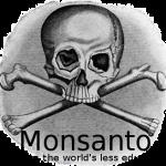 Monsanto-skull-and-bones
