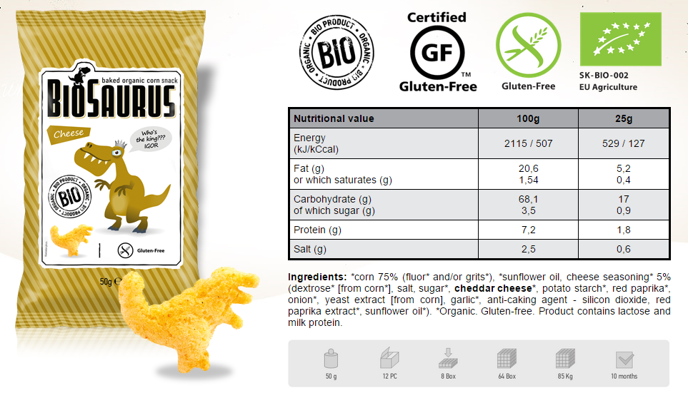 organic-snack-label