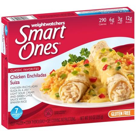 Weight Watchers Meals Processed With Over 50 Ingredients