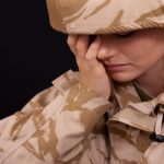 military-woman