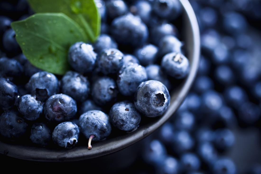 Can blueberries reduce your risk for heart disease?