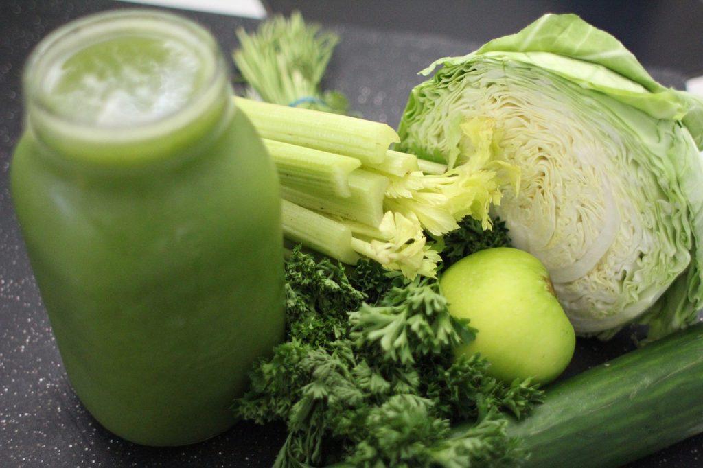 cabbage juice-н зурган илэрц