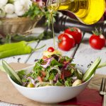 olive-oil-on-salad